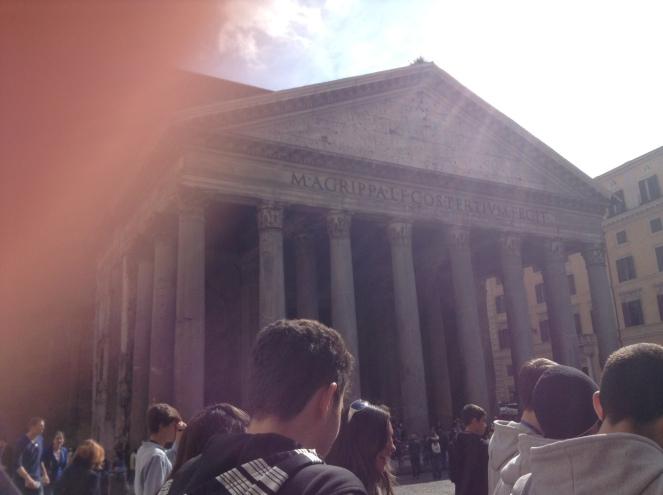 Romeavoirpantheon