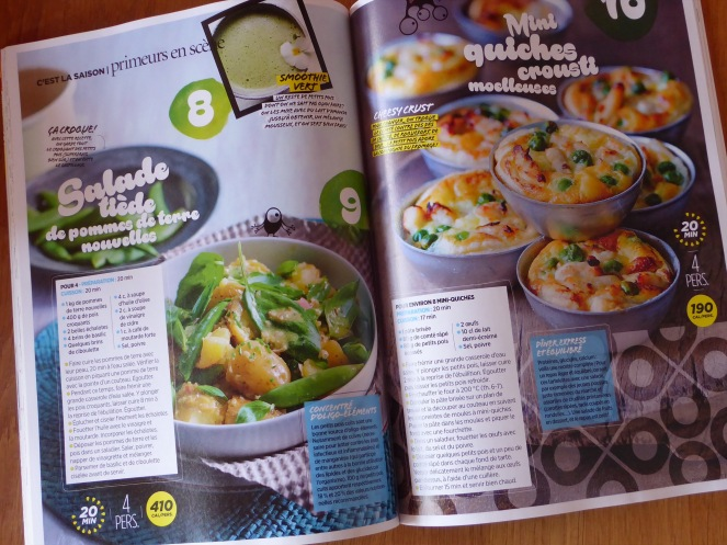 Vital Food Magazine