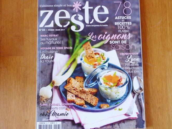 Zeste-magazine