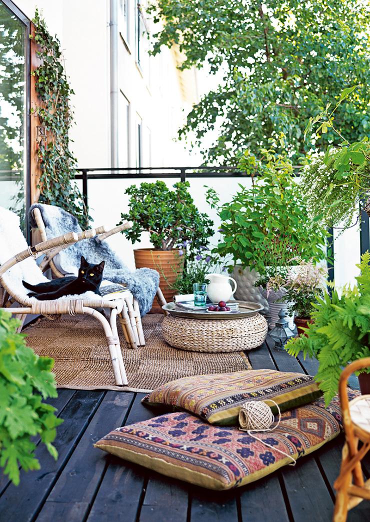 Jardin-sur-balcon