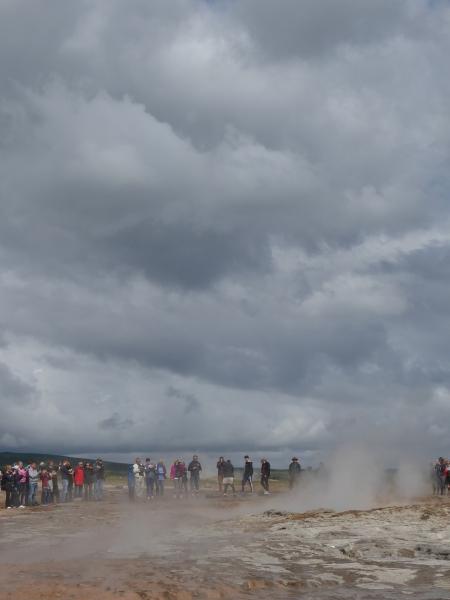Geysir-islande